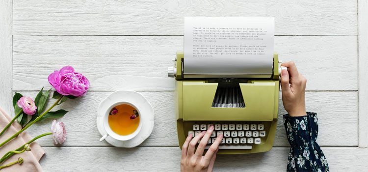 5 Ways to Find a Book Typing Job from Home - ivetriedthat